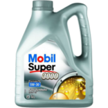 Моторное масло Mobil Super 3000 FE 5w30 NEW - PitstopShop