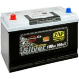 Аккумулятор Zap Japan Silver 100Ah (60072) - PitstopShop