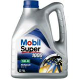 Моторное масло Mobil Super 1000 15W40 NEW - PitstopShop