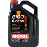 Моторное масло Motul 8100 X-cess 5W-40 - PitstopShop