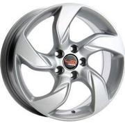 Chevrolet Concept-GM502 6.5x15/5x105 ET 39 Dia 56.6 silver - PitstopShop