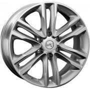 Chevrolet GM48 8x20/6x139.7 ET 35 Dia 77.8 silver - PitstopShop