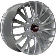 Lexus Concept-LX519 8x18/5x150 ET 60 Dia 110.1 серебристый - PitstopShop