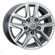 Lexus LX35 8x18/5x150 ET 60 Dia 110.1 silver - PitstopShop
