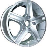 Peugeot PE2 6.5x15/4x108 ET 25 Dia 65 silver - PitstopShop