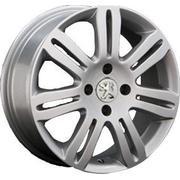 Peugeot PG12 6.5x16/5x108 ET 44 Dia 65.1 silver - PitstopShop