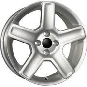 Peugeot PG33 7x17/4x108 ET 29 Dia 65.1 silver - PitstopShop