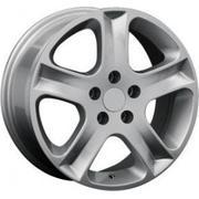 Peugeot PG7 7x16/5x108 ET 39 Dia 65.1 silver - PitstopShop