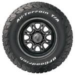 BFGoodrich All Terrain T/A KO2 255/65 R17C 114/110S (2)