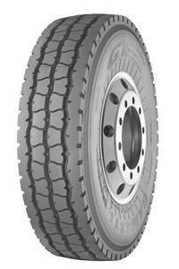 Грузовые шины GT Radial GAM831 - Pitstopshop