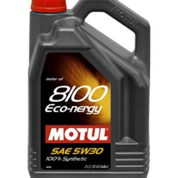 Моторное масло Motul 8100 Eco-nergy 5W-30, 5 л - Pitstopshop