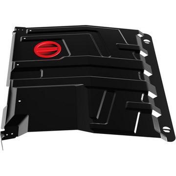 Защита картера и КПП Lada Granta МКПП / АКПП V - все; 2011- - Pitstopshop