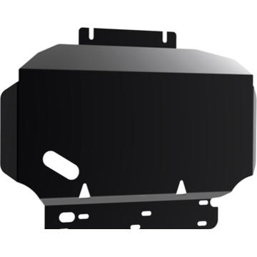 Защита картера Nissan Pathfinder, V - 2,5; 3,0; 4,0; 2005-2014 - Pitstopshop
