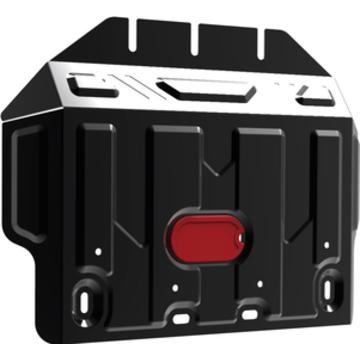Защита картера часть 2 Lexus GX 460, V - 4,6; 2009- - Pitstopshop