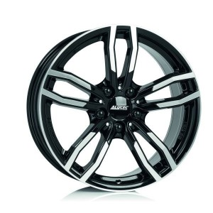 Alutec Drive 8x17/5x120 ET 34 Dia 72.6 Diamond Black Front Polished - Pitstopshop