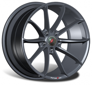 Inforged IFG18 8x18/5x112 ET 30 Dia 66.6 Black Machined - Pitstopshop