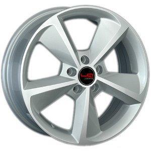 Replica VW140 7x16/5x112 ET 42 Dia 57.1 silver (Replica) - Pitstopshop