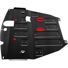 Защита картера и КПП, сталь, Chevrolet Captiva, V - 2.2D; 2.4i; 3.0i, 2012-2015 - Pitstopshop